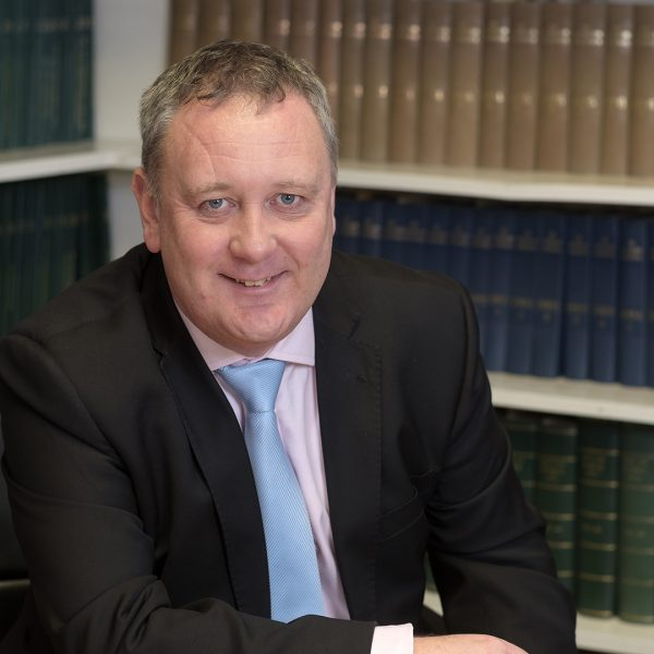 Ian Edwards is a conveyancing solicitor.